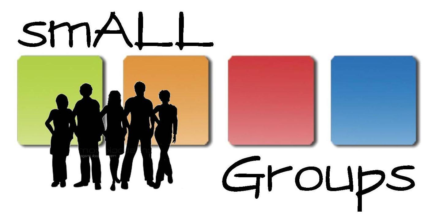 small groups What are small groups we believe god uses other people to help grow our faith, and that followers of jesus are not meant to do life alone that's why we encourage participation in a small group what is a small group a small group is a group of people who meet regularly in various parts of the city, from [.